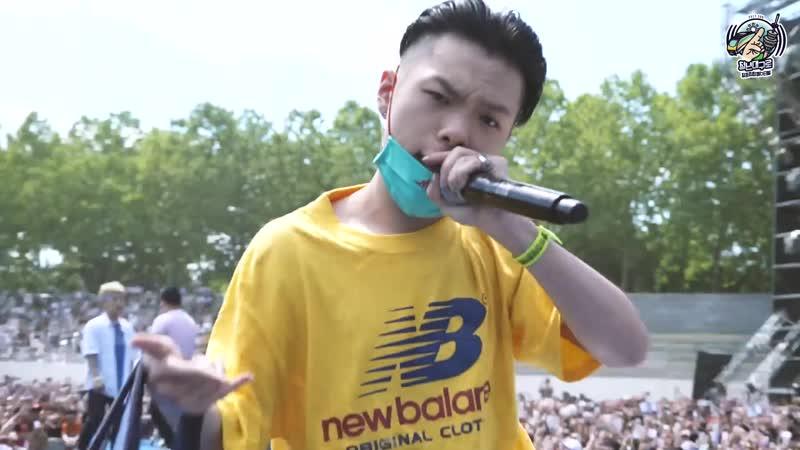 2017 청년 대구로 청춘 힙합 페스티벌3 - 딕키즈크루
