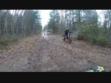 [Роман Курбатов ПИТБАЙК КРОСС] Это РЕКОРД!!! 75 человек на прохвате. Перевернулся на квадроцикле.
