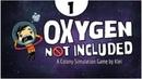 НОВАЯ КОЛОНИЯ ► Oxygen not included прохождение 1
