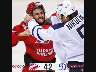 Бой Григорьев vs Никулин