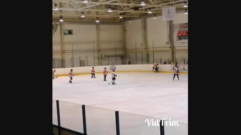Турнир по хоккею ЗОЛОТАЯ ШАЙБА 1 Место