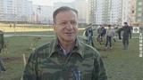 Более тысячи деревьев высадили в Витебске (15.10.2018)