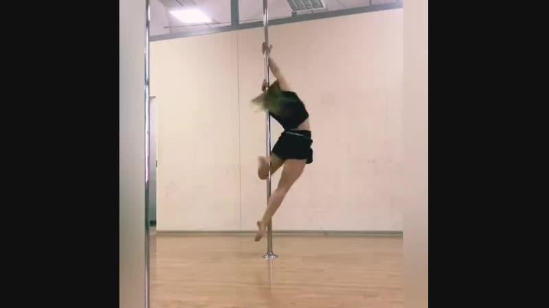 Наталья Томашова. Pole dance fitness | Kats dance studio