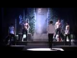 Kazaky at Dsquared2 SS_2012 Mens Fashion Show