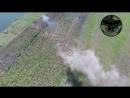 ВСУ обстреливают позиции защитников Донбасса на Светлодарской дуге