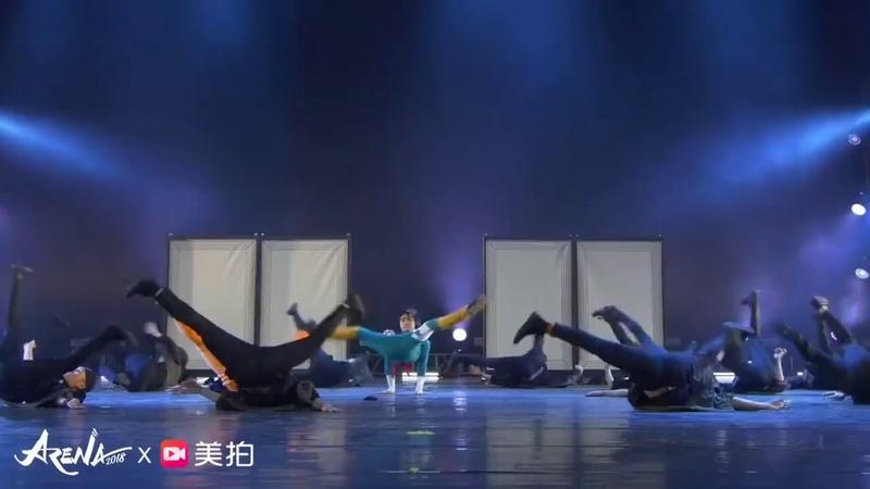 Best Naruto Dance choreography | Arena 2018 | O-DOG CREW Dance