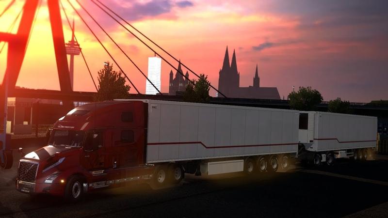 Volvo VNL Globetrotter (2019) - Euro Truck Simulator 2 Mod