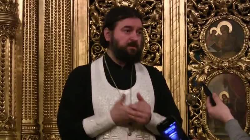 Андрей Ткачев О пасхальном обжорстве