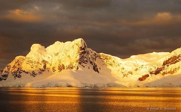 Суровая природа Аляски и Арктики Американский пейзажный фотограф Дэвид Шульц