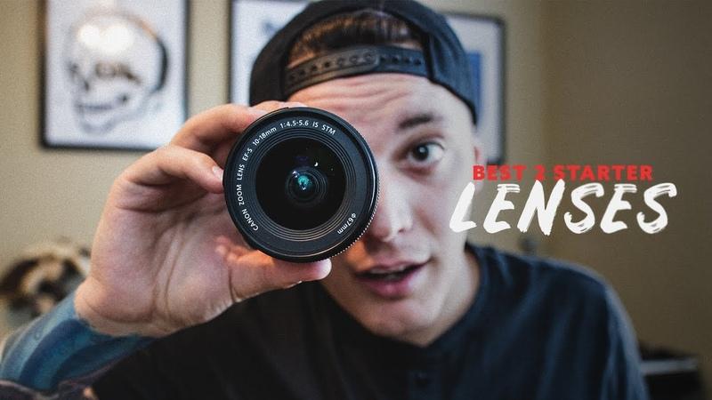 My 2 Favorite Starter Lenses For Canon 80D 📸