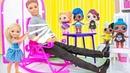 ПРАНК НАД ПАПОЙ! Мультики лол и мама куклы Барби, Подруги Буги Вуги