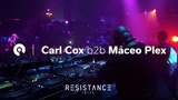 Carl Cox b2b Maceo Plex @ Resistance Ibiza Closing Party (BE-AT.TV)