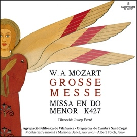 Wolfgang Amadeus Mozart альбом Grosse Messe, Missa En Do Menor K 247