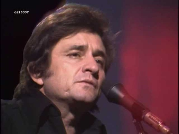 Johnny Cash Sunday Mornin' Comin' Down live 1972 HD 0815007