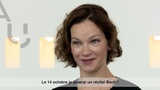 Interview d'Hilary Hahn