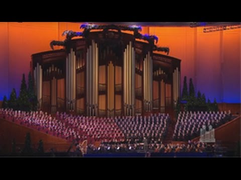 Glory to God, from Messiah - Mormon Tabernacle Choir