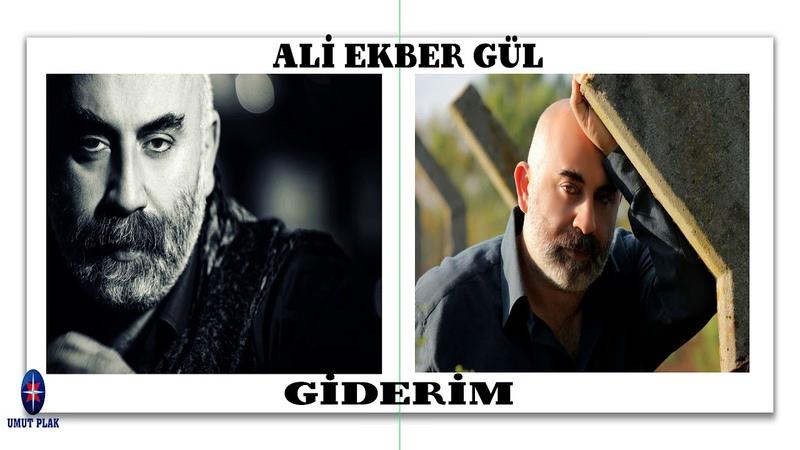 Yürek Yakan Ağlatan Dertli Türküler - Giderim Ali Ekber Gül