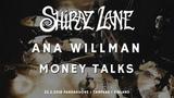 Shiraz Lane Ana Willman Drumcam 'Money Talks' 22.2.2019 Tampere, Finland