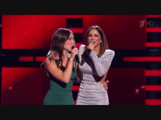 Томичка Наталия Ларионова на шоу Голос