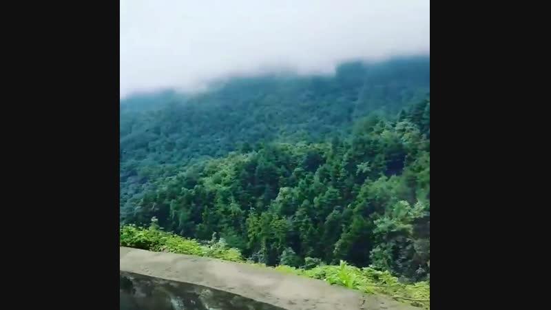 Wudangshang 武当山 Mountains