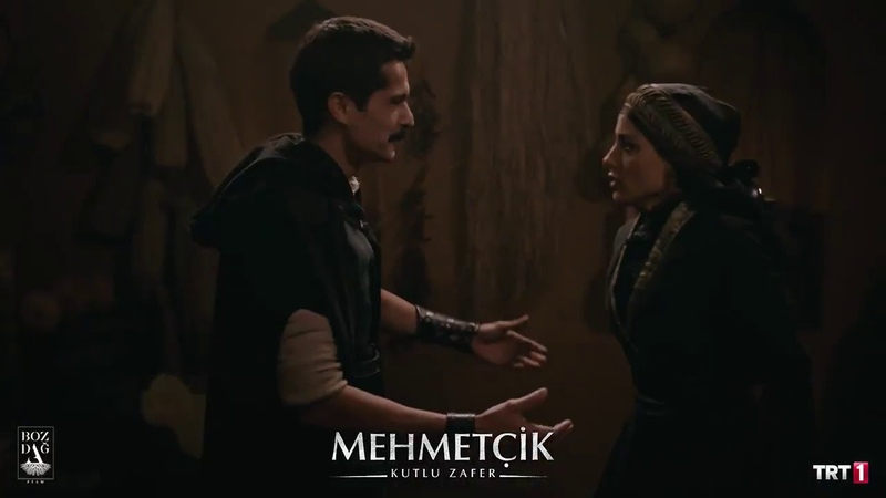 Mehmetçik Kutlu Zafer 25. Bölüm Üsküplü Fatma