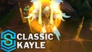 Classic Kayle the Righteous Ability Preview League of Legends