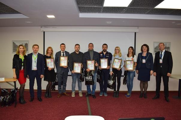 В Бизнес - центре 'ГРИНН' наградили представителей региональных франши