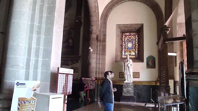Храм Девы Марии Гваделупской, Мехико, Мексика. Maria Guadalupe, México.