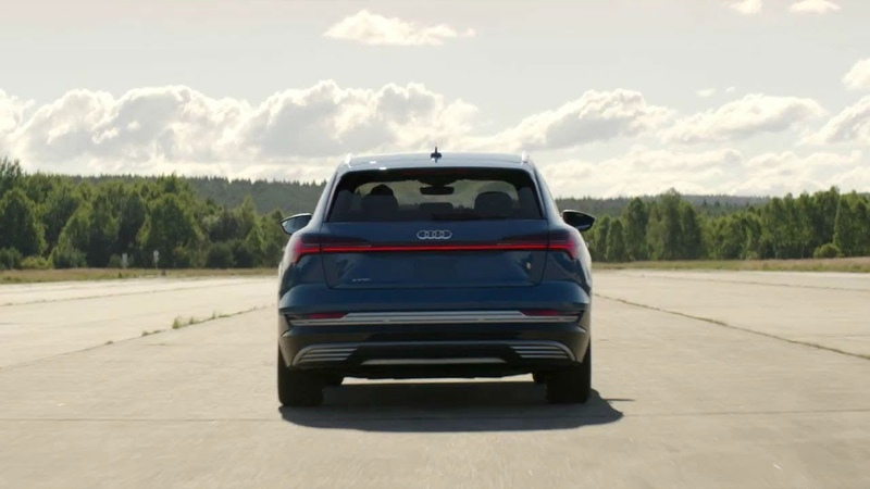 Audi e-tron Defined: Electric Axles