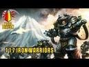 [18 ] ВМ 117 Либрариум - Железные Воины / Iron Warriors