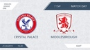 AFL19. England. League One. Day 7. Crystal Palace - Middlesbrough