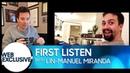 Lin Manuel Miranda and Jimmy Fallon React to Weird Al's Hamilton Polka