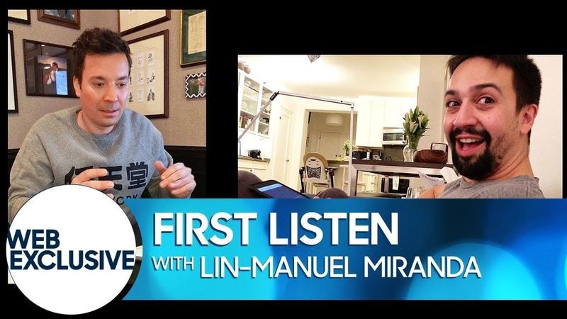 Lin-Manuel Miranda and Jimmy Fallon React to Weird Al's Hamilton Polka