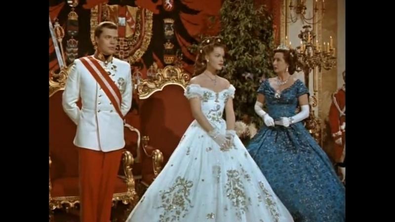 Сисси - молодая императрица (1956)