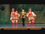 Калинка-малинка. Отчетный концерт 23 декабря. Школа танца