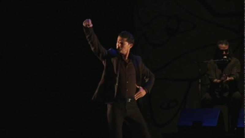 Rafael Campallo bailaor flamenco Solea Por bulerias