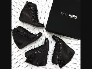 PARANERA: обувь не хуже, чем в Италии