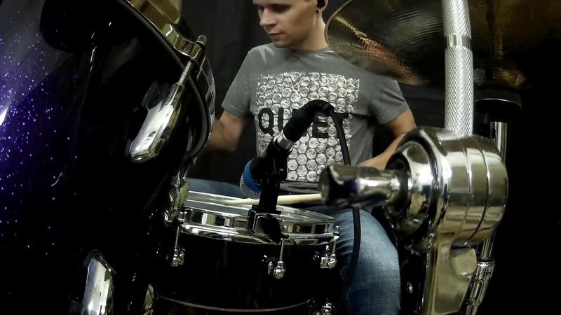 Liv Kristine - Skintight (drum cover)