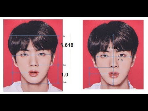BTS' Jin scientifically proven to be 'Worldwide Handsome'