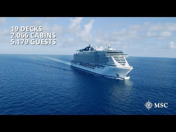 MSC Seaside - Ship Visit