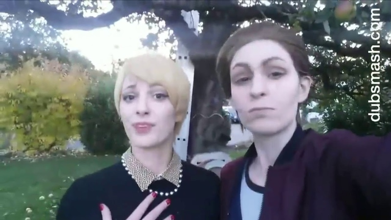 Priceless Cosplay Life is Strange Dubsmash Videos Nathan and Victoria Part 7