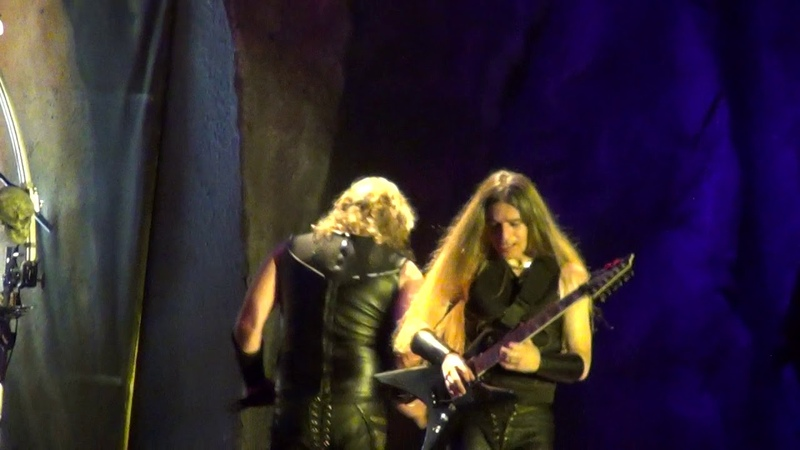 MANOWAR — Medley, The Final Battle Tour, live in Athens