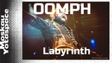 Oomph - Labyrinth (26.03.2017 Moskau Yotaspace)