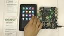 Прототип планшета на SoC Мультикор 1892ВМ14Я под управлением Sailfish Mobile OS RUS