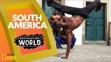 South America Destination World