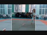 3 этап «КУБОК САМУРАЕВ»