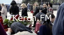 Панихида по погибшим во время бойни в колледже в Керчи