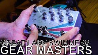 Great Lake Swimmers' Tony Dekker GEAR MASTERS Ep 249