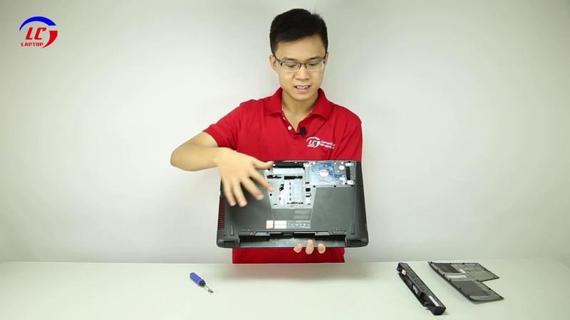 Đánh Giá Asus Gaming GL552JX Tại laptoplc.vn