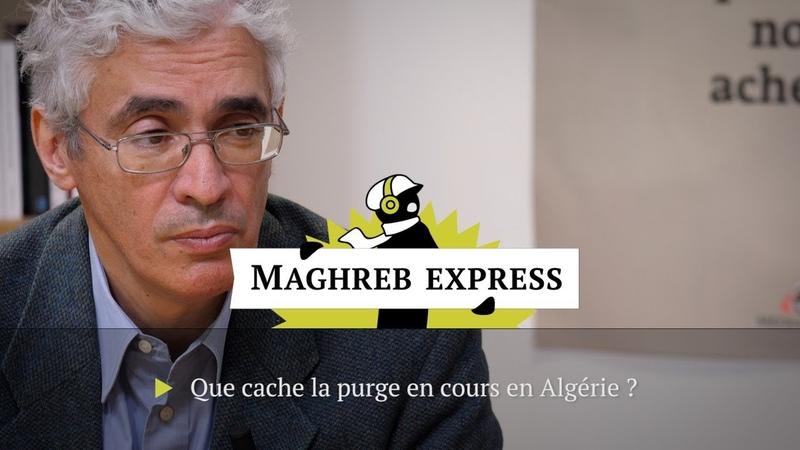 Algérie que cache la purge en cours